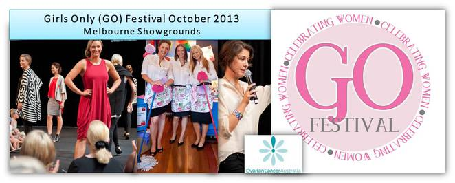 girls only festival, ultimate girls day out melbourne