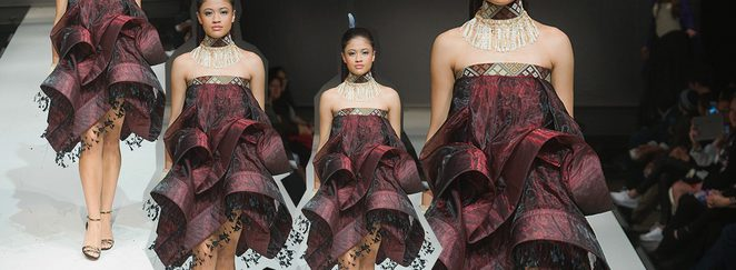 Global Indigenous Fashion Runway