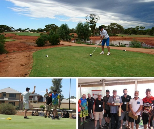 Golf,day,in,kalgoorlie