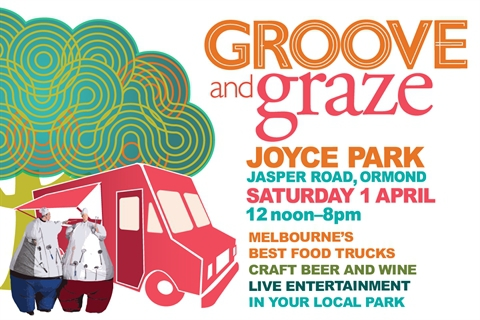 Groove and Graze