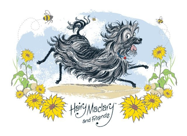 Image result for Hairy maclary