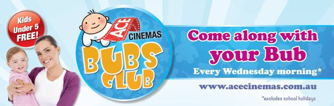 Hoyts Prams at the Pix, Ace Bubs Club, Event Bring your Baby, Grand Cinemas Bubs Club, Baby-Friendly Cinemas Perth