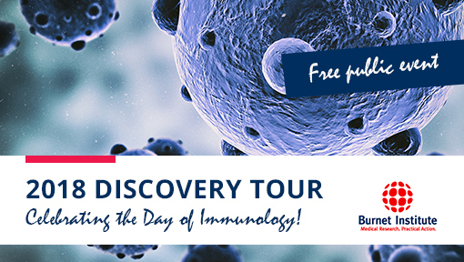 infectious 2018, 2018 discovery tour, celebrating day of immunology, comedy fundraiser, community event, fun things to do, night life, date night, chapel off chapel, prahran, burnet institute, josh earl, spicks and specks, have a laugh, fundraiser, charity, all star comedians, comedy line up