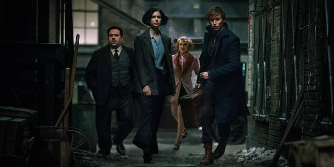 J. K. Rowling's Fantastic Beasts and Where to Find Them