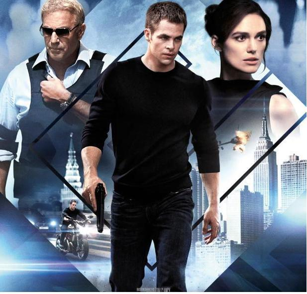 Jack Ryan Shadow Recruit (c) Paramount Pictures