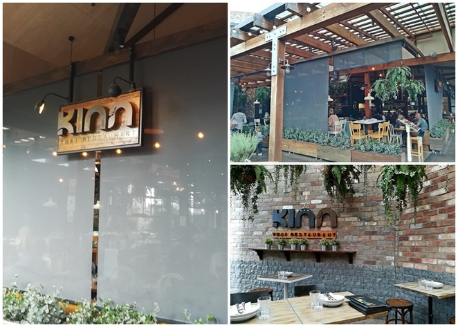 kinn thai restaurant, kinn, kotara, the rooftop, adamstown, westfield, thai restaurants, best thai, massamun, chicken with oyster sauce, family friendly, playground, lunch, dinner,