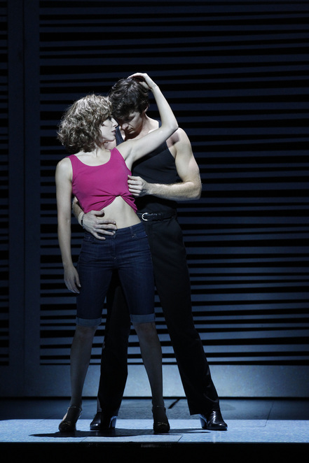 Kirby Burgess, Kurt Phelan, Frances Baby Houseman, Johnny Castle, Dirty Dancing the Classic Story on Stage, Princess Theatre, Queensland Performing Arts Centre, Crown Theatre Burswood, John Frost, Ive Had the Time of My Life