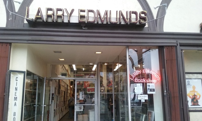 Larry Edmunds Bookshop