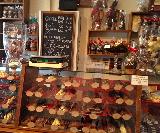 Lizzy's Chocolates, Easter, Chocolaterie, Mother's Day, Father's Day, Carnegie, Lizzy's, Royal Melbourne Fine Food Awards