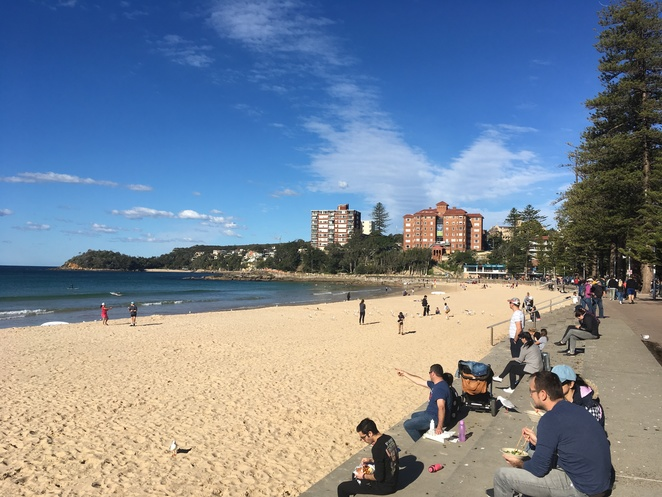 manly beach, manly beach walks, south steyne beach, south steyne beach manly