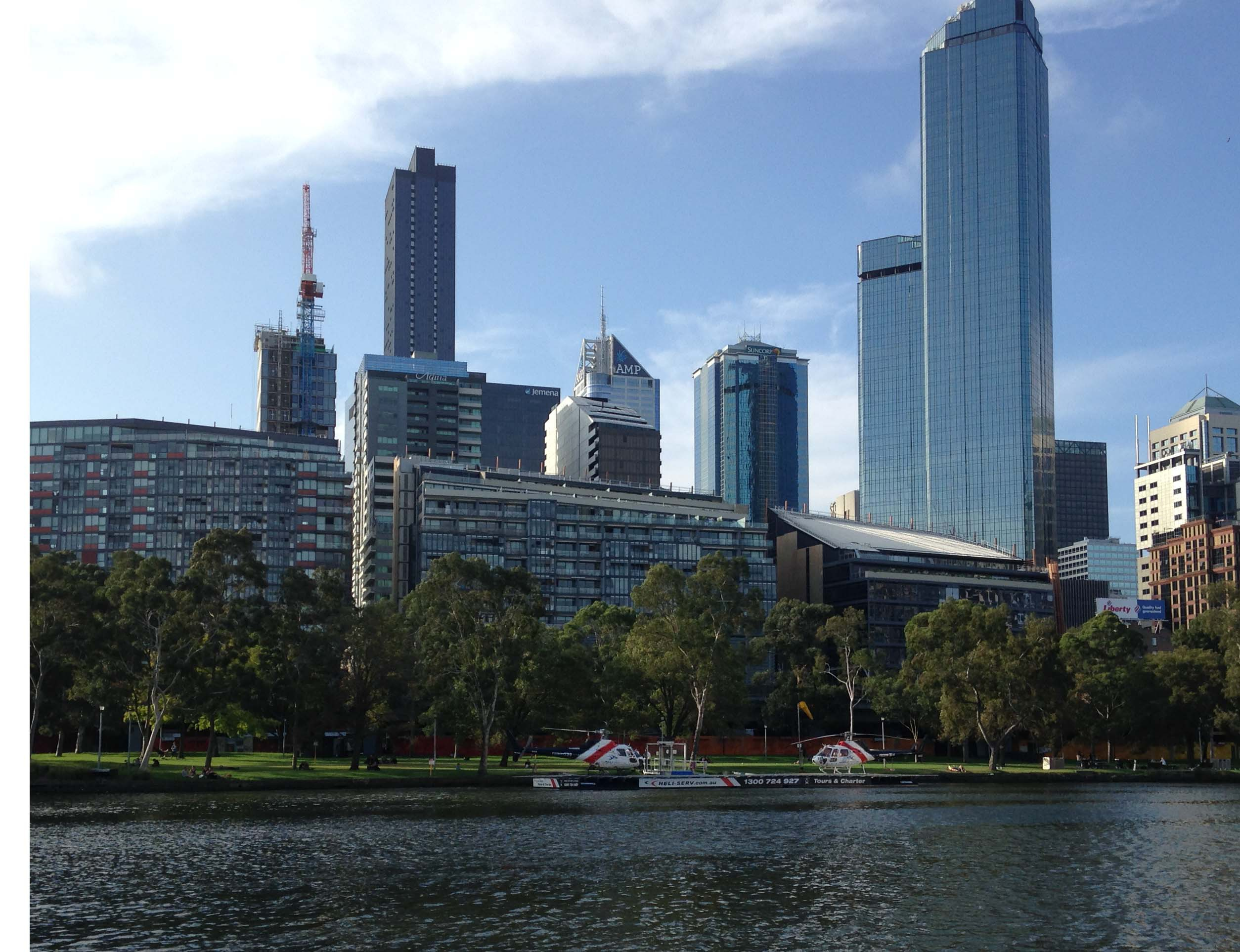 melbourne city top things to do