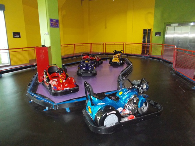 monkey mania top ryde go karts
