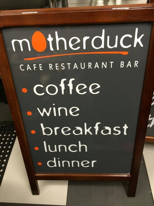 Motherduck Cafe