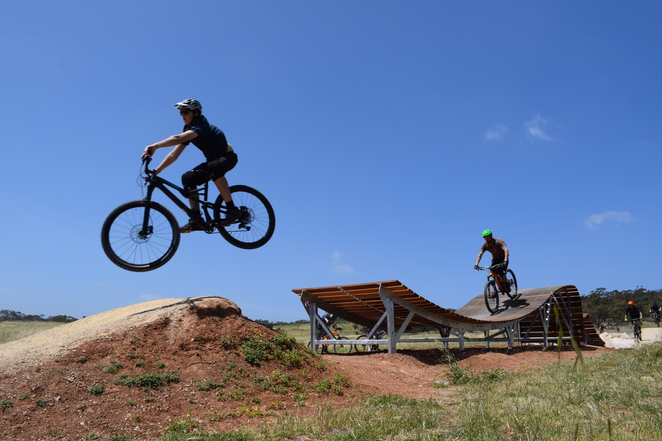 mountain bike jumps sydney - photo#11