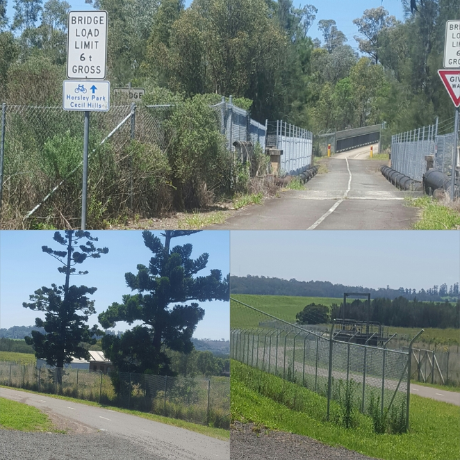 Nature, cycleways, family, free, fun, Western Sydney