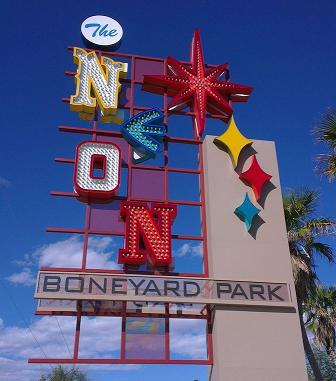 Neon Museum, Neon Boneyard, Las Vegas, Fremont Street, Las Vegas Things to Do