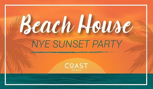NYE,sunset,beach,party
