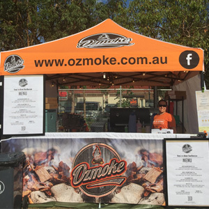 ozmoke, barbecue, brendale, smoked meats, low and slow