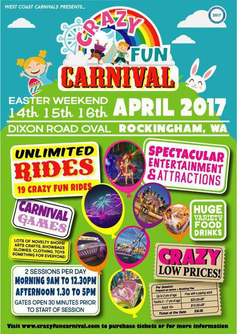 Perth Kids Events