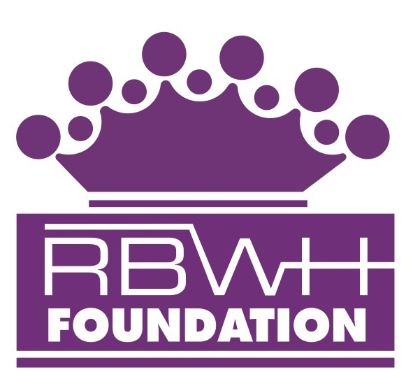 RBWH Purple Stack Logo