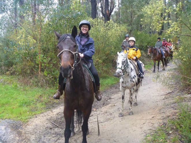 Ryders Horse Riding Tours