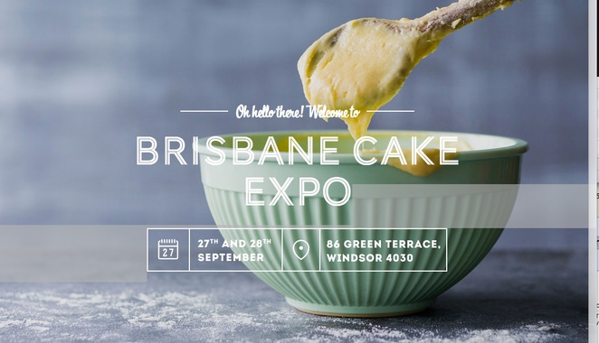 school holidays, whats on in Brisbane, thing to do on the holidays, free kids activities, family fun, Brisbane Cake Expo, Cup Cake Making