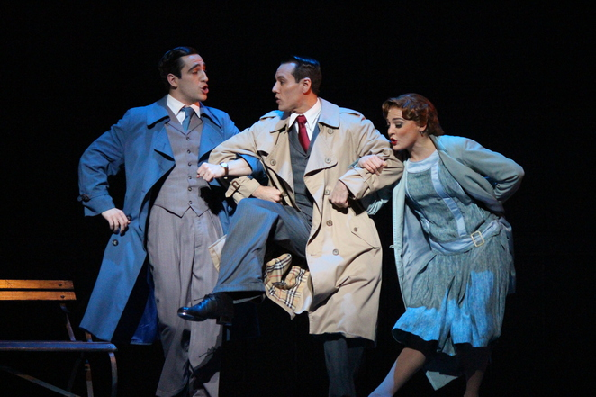 Singin' in the Rain at Lyric Theatre