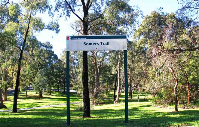 somers trail