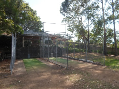 storey park cricket nets