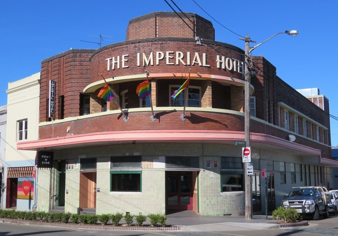 Sydney, hotel, Art Deco, entertainment, inner west, pub, food, drinks, cabaret, burlesque