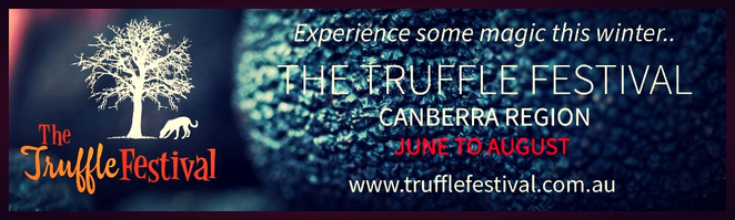 the truffle festival, 2016, canberra, sutton, bungadore, nsw, truffle hunts, cooking classes, truffles, black truffles,