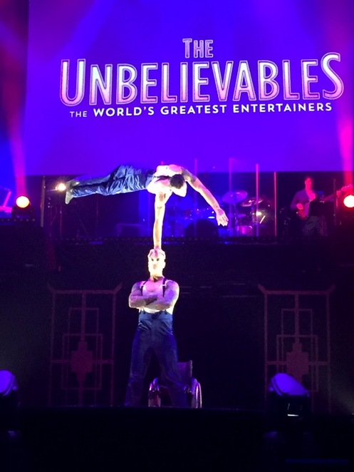 The Unbelievables, Sydney Opera House, Magic, Illusionists, Circus, Comedy, Acrobatics