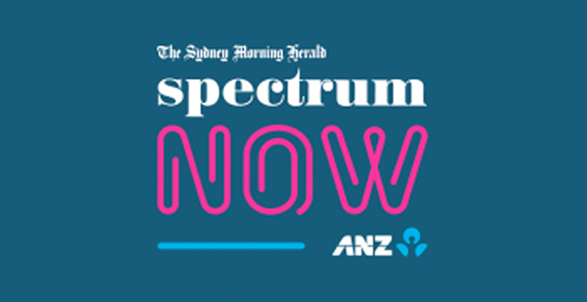 theatre in sydney, events in sydney, spectrum now, unusual things to do