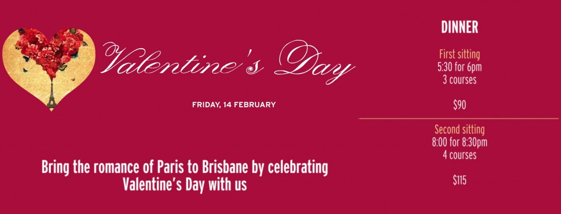 where 39 s the best valentine 39 s day dining in brisbane