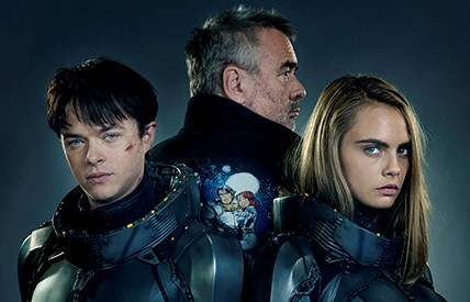 valerian and the city of a thousand planet, movie review, review, valerian, brisbane