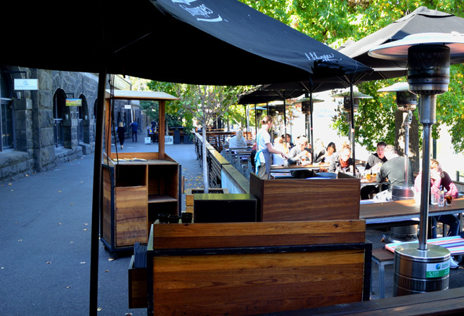Victoria Melbourne Riverland Bar Bars Good Beer Week Beers Brewing Breweries Food Meat All You Can Eat