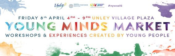Young minds market, Unley events, free events Adelaide, Adelaide events, twilight markets, Adelaide markets, things to do in Adelaide, free events Unley, city of Unley, Unley council