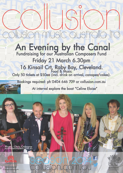An Evening On The Canal with Collusion Music