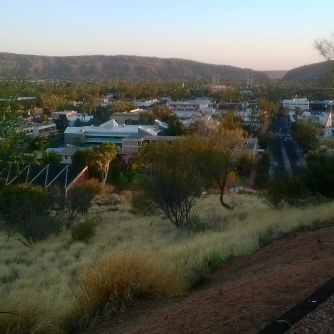 Alice Springs, A Town Like Alice, half-day tour