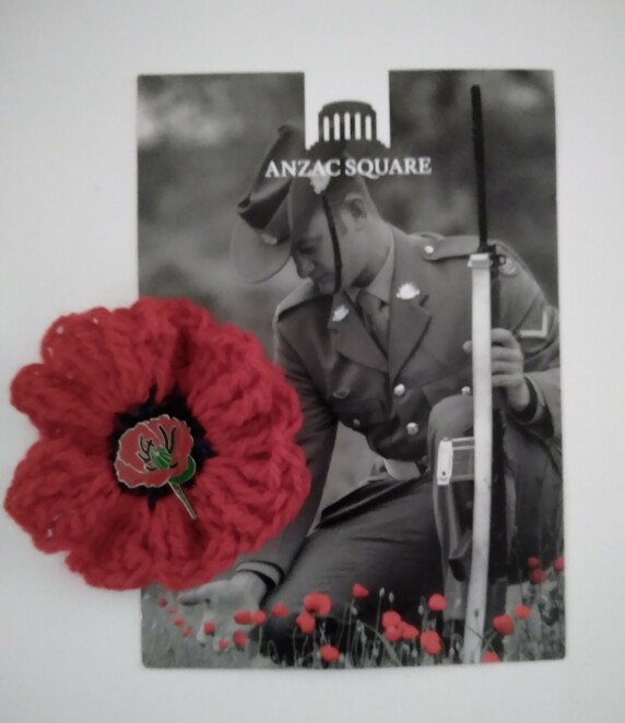 anzac square memorial galleries, war, gallery, qld, remembrance, poppy