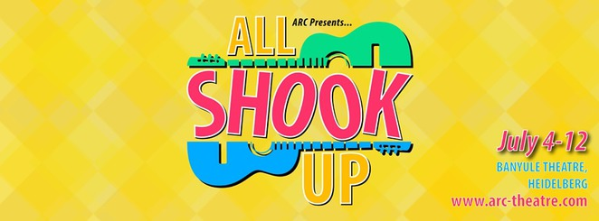 arc theatre, bunyule theatre, theatre, elvis tribute, all shook up, heidelberg, event, music, rock and roll