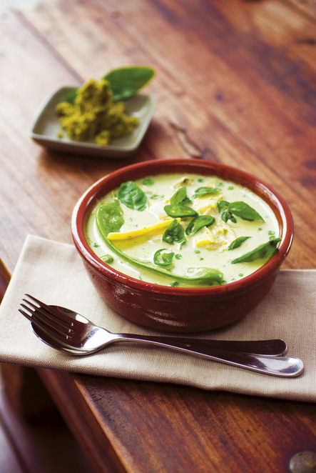 Asian Passion Thai Green Chicken Curry