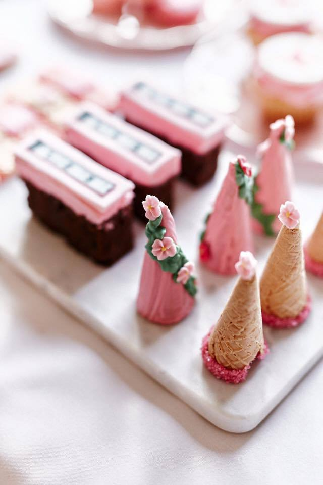 barbie you can be anything high tea the langham - Barbie Cuisine