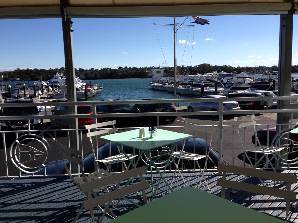 St George Motor Boat Club Cafe
