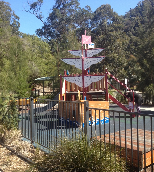 Berowra Waters Playground