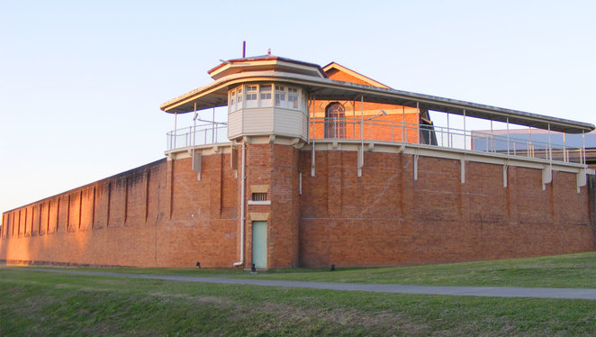 The old Boggo Road Gaol is another popular tour location