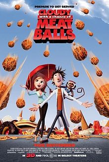 starlight movie month charity cloudy with a chance of meatballs
