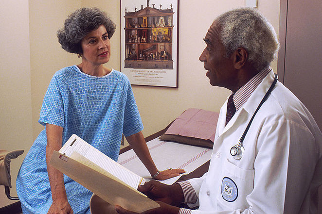 consulting doctors
