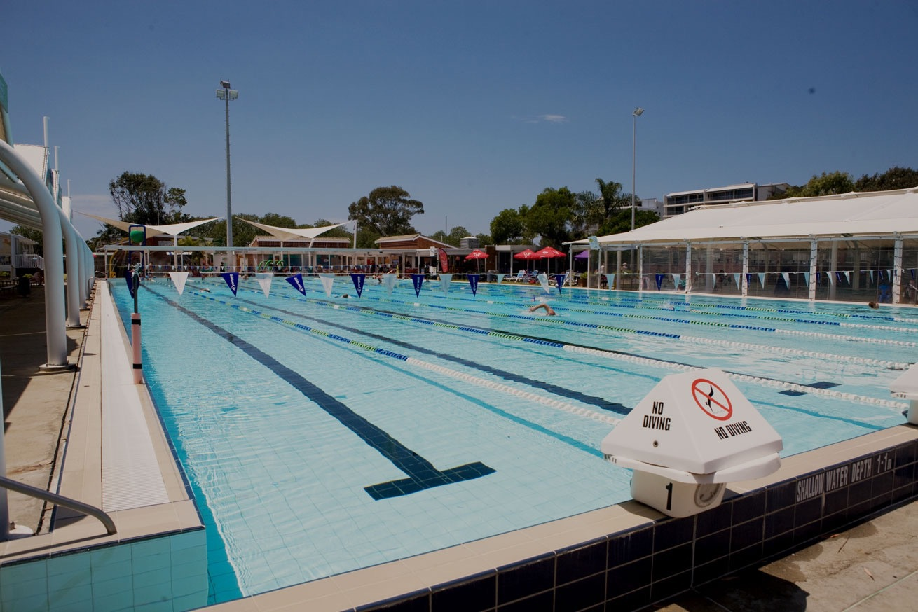 Cotton Tree Aquatic Centre Sunshine Coast