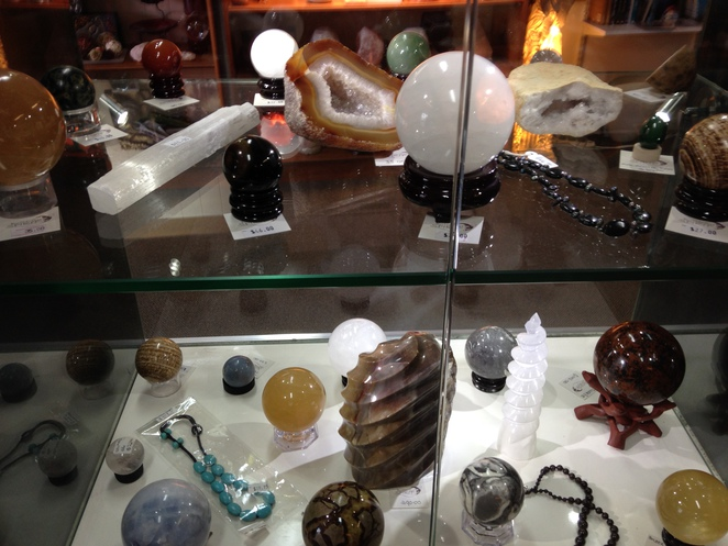Crystals, Shopping, The Redlands, Gifts, New Age